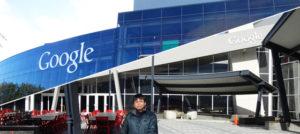 アメリカ Google本社訪問(2014年12月)